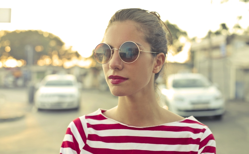 Cómo tomarse fotos con gafas desol