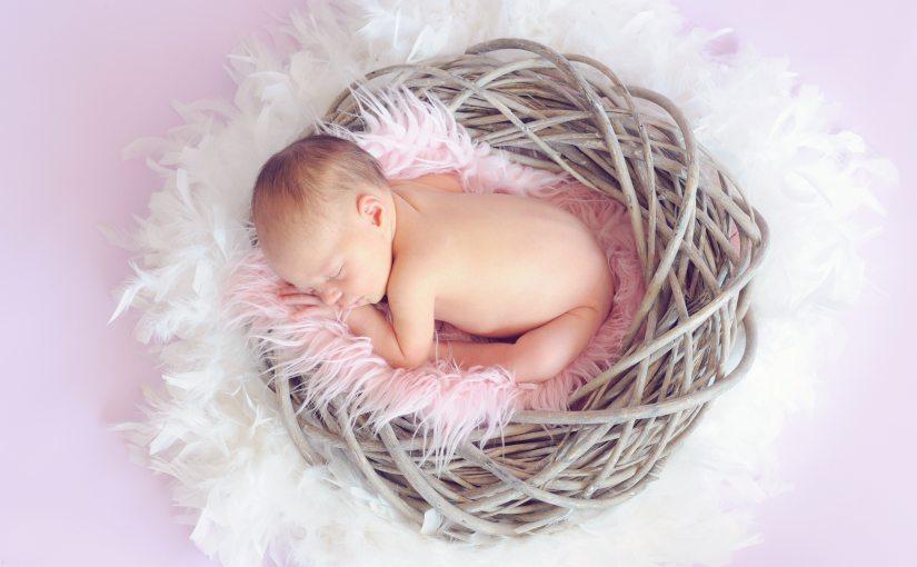 Consejos para tomar fotos a un reciénnacido